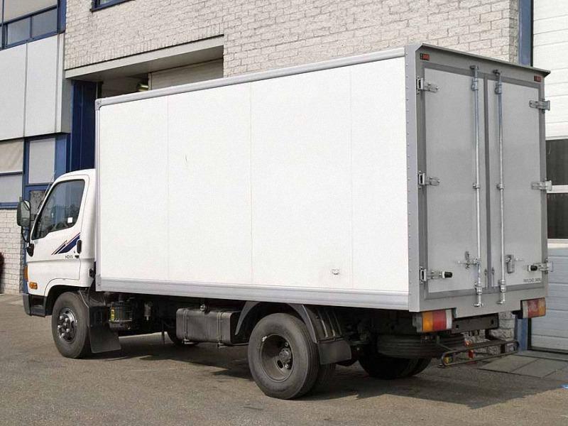 xe tải Hyundai HD65 2.5 tấn Thùng kín lắp ráp-1