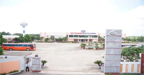 nhà máy ô tô đô thành