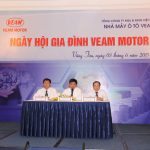 Tổ chức hội nghị gia đình 2015 của Veam Motor