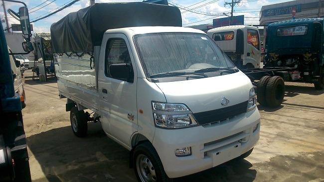 Hỗ trợ trả góp khi mua xe tải veam star 850Kg thùng 2m5 - xe tải veam 850kg