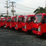 Dòng xe Veam VT260 2T tải nhẹ, thùng dài 6m2, lưu thông thành phố thoải mái