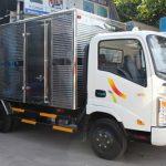 Xe tải Veam 2 tấn VT200 tối ưu tải hàng nhẹ cồng kềnh