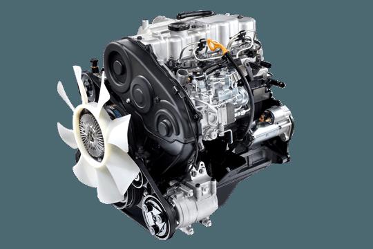 động cơ xe tải hyundai h150