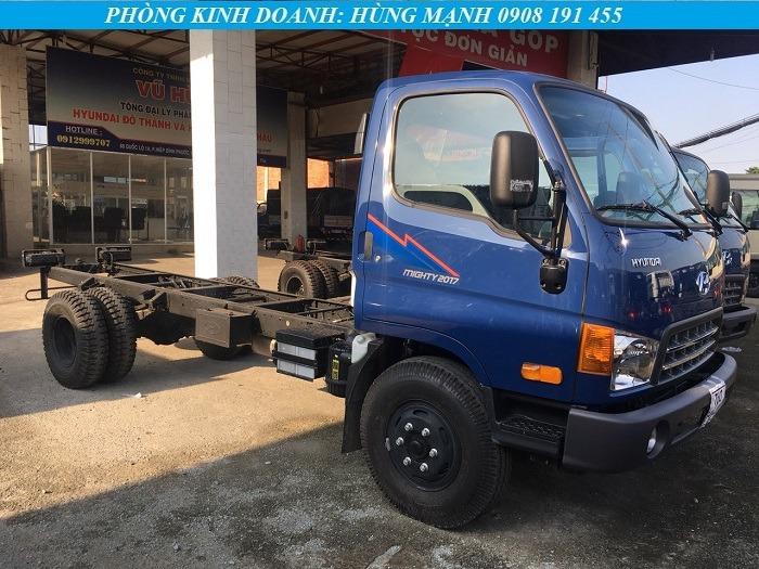 Xe tải Hyundai New mighty 2017 8 tấn