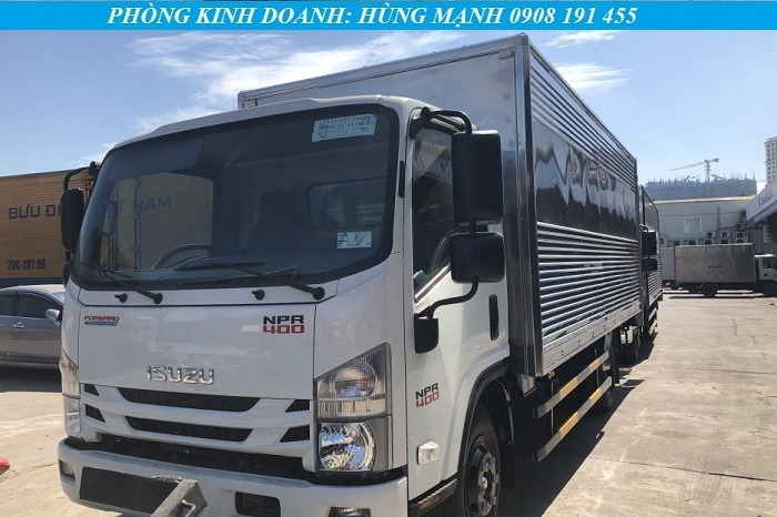 xe tải isuzu 3.5 tấn 2018
