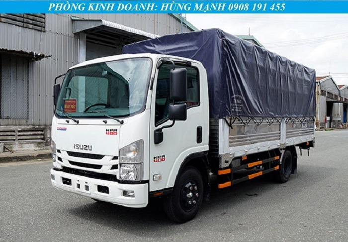 xe tải isuzu 3t5