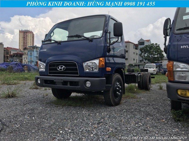 cabin xe tải Hyundai Mighty 75s