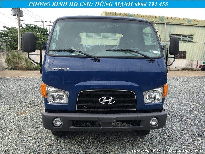 Ngoại thất xe tải Hyundai 7 tấn Mighty 110s