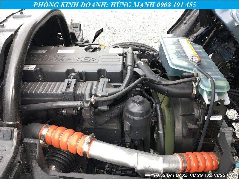 cụm động cơ D4ga