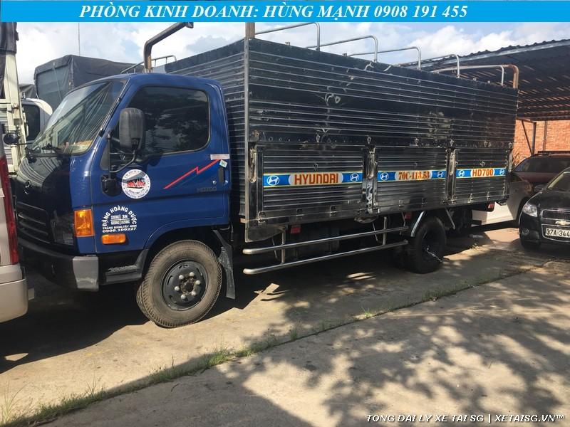 Xe tải Hyundai cũ HD700