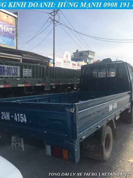 Xe tải Kia cũ K3000 thùng lững đời 2008