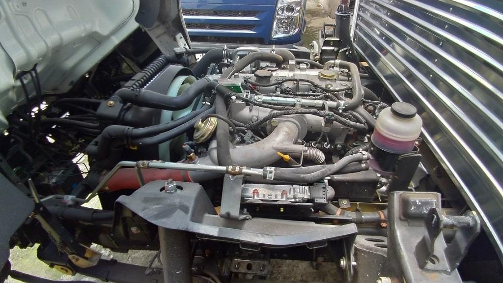 Động cơ xe tải IZ65