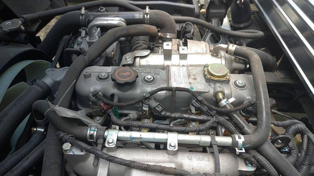 Khối động cơ xe IZ65