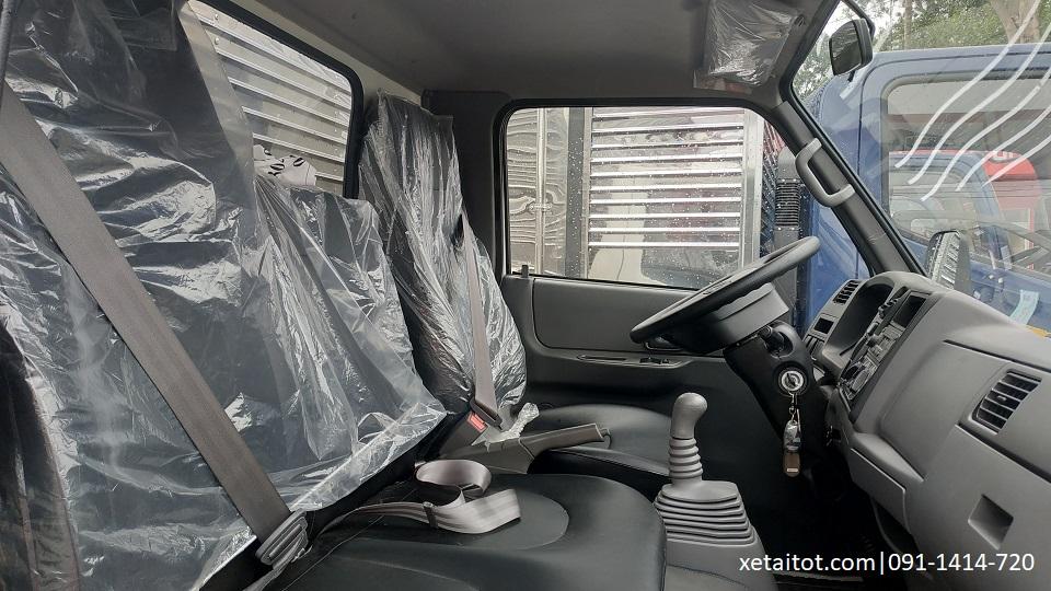 Nội thất xe tải IZ49 Đô Thành