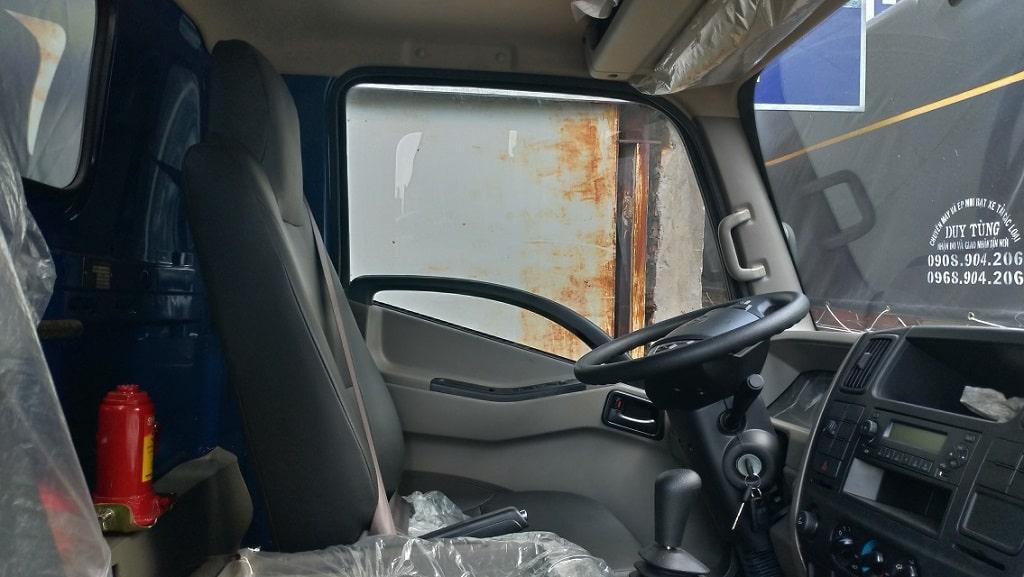 Xe IZ65 Đô Thành nội thất
