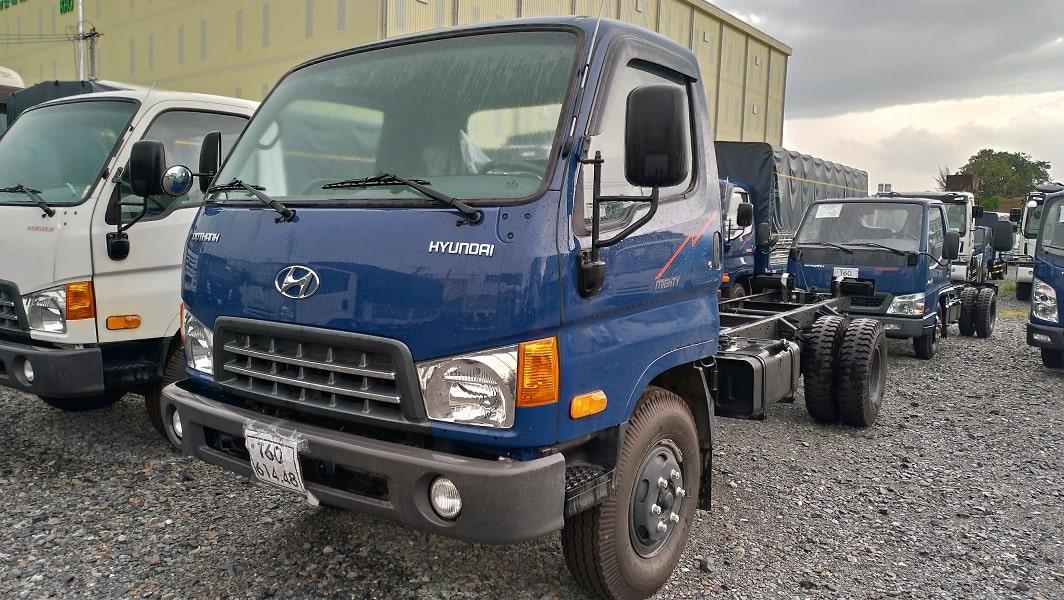 Xe Hyundai 8 tấn Mighty 2017