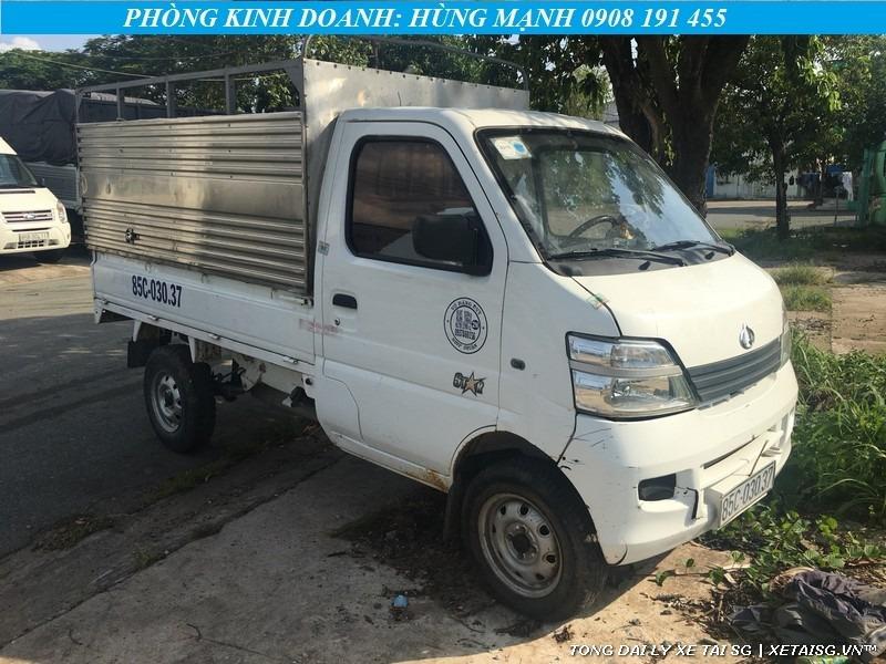 Xe tải Changan 800kg Veam Star cũ thùng bạt 2016