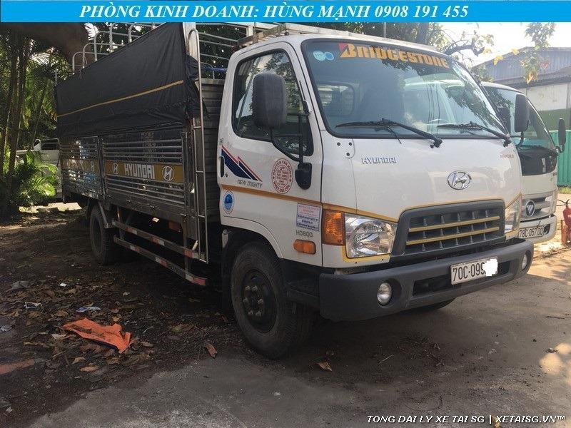 Xe tải Hyundai 8 tấn HD800 cũ