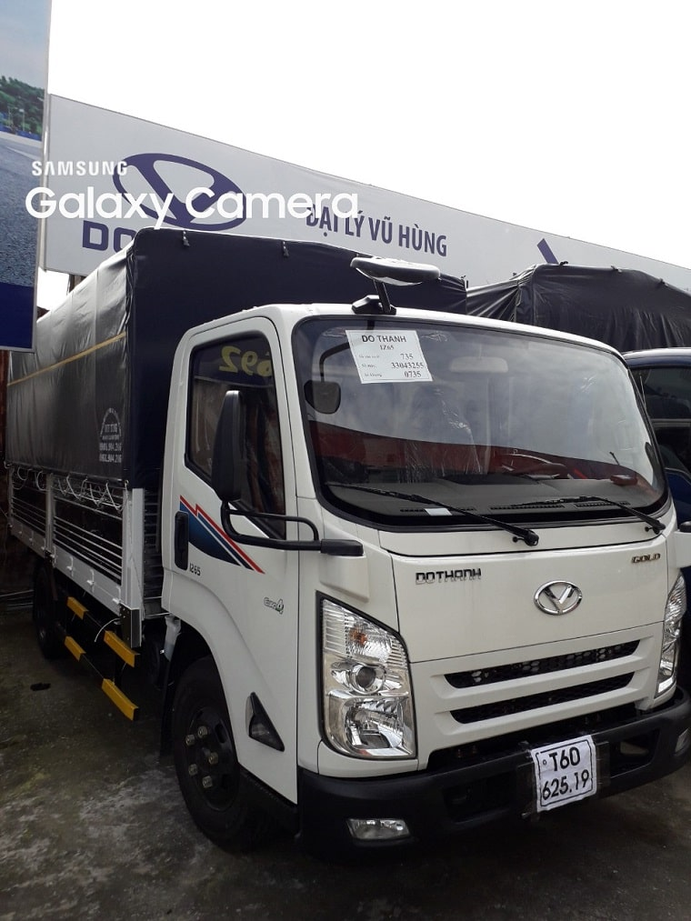 Ngoại thất xe IZ65 Đô Thành
