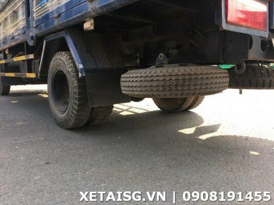 xe tải 1t9 cũ veam vt200