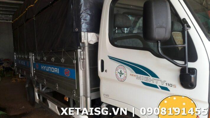 xe tải 7 tấn cũ Hyundai HD110s
