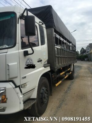xe tải 9 tấn cũ Dongfeng Hoàng Huy B190