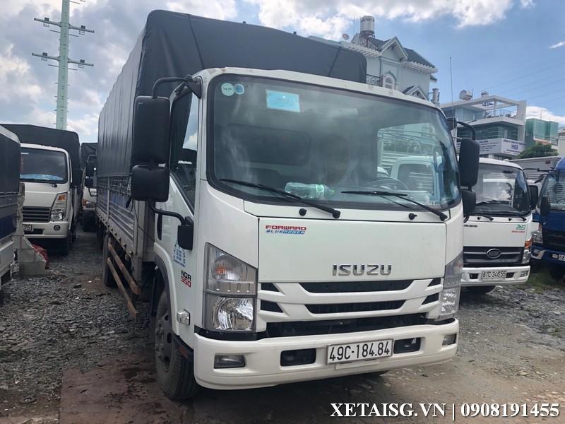 Thu mua xe tải ISUZU cũ