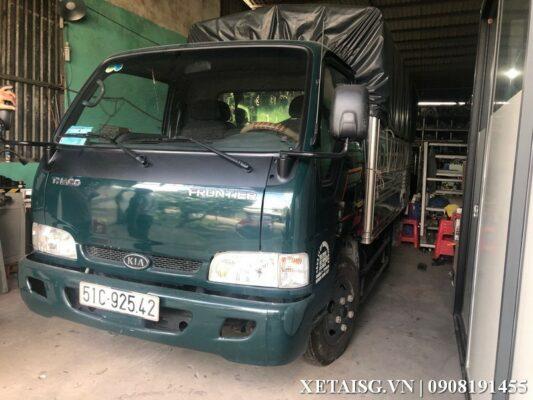 xe tải 1 tấn cũ Kia Frontier
