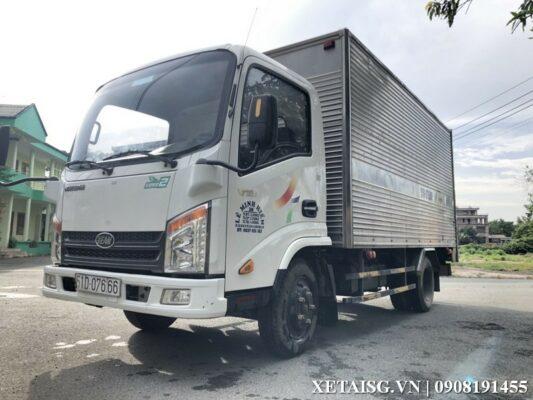 xe tải 2t4 cũ