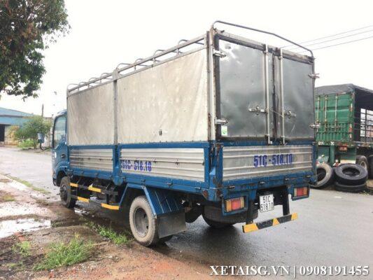xe tải veam 2 tấn cũ