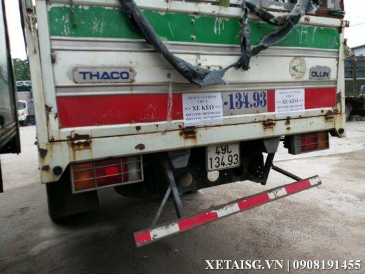 xe tải thaco ollin 800b cũ
