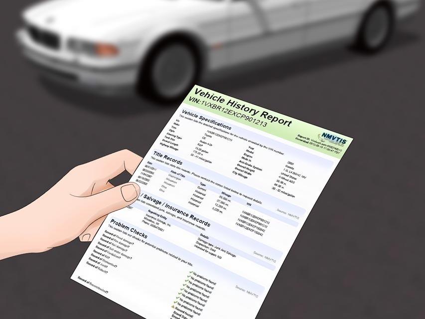 Kiểm tra xe tải cũ định mua qua Internet