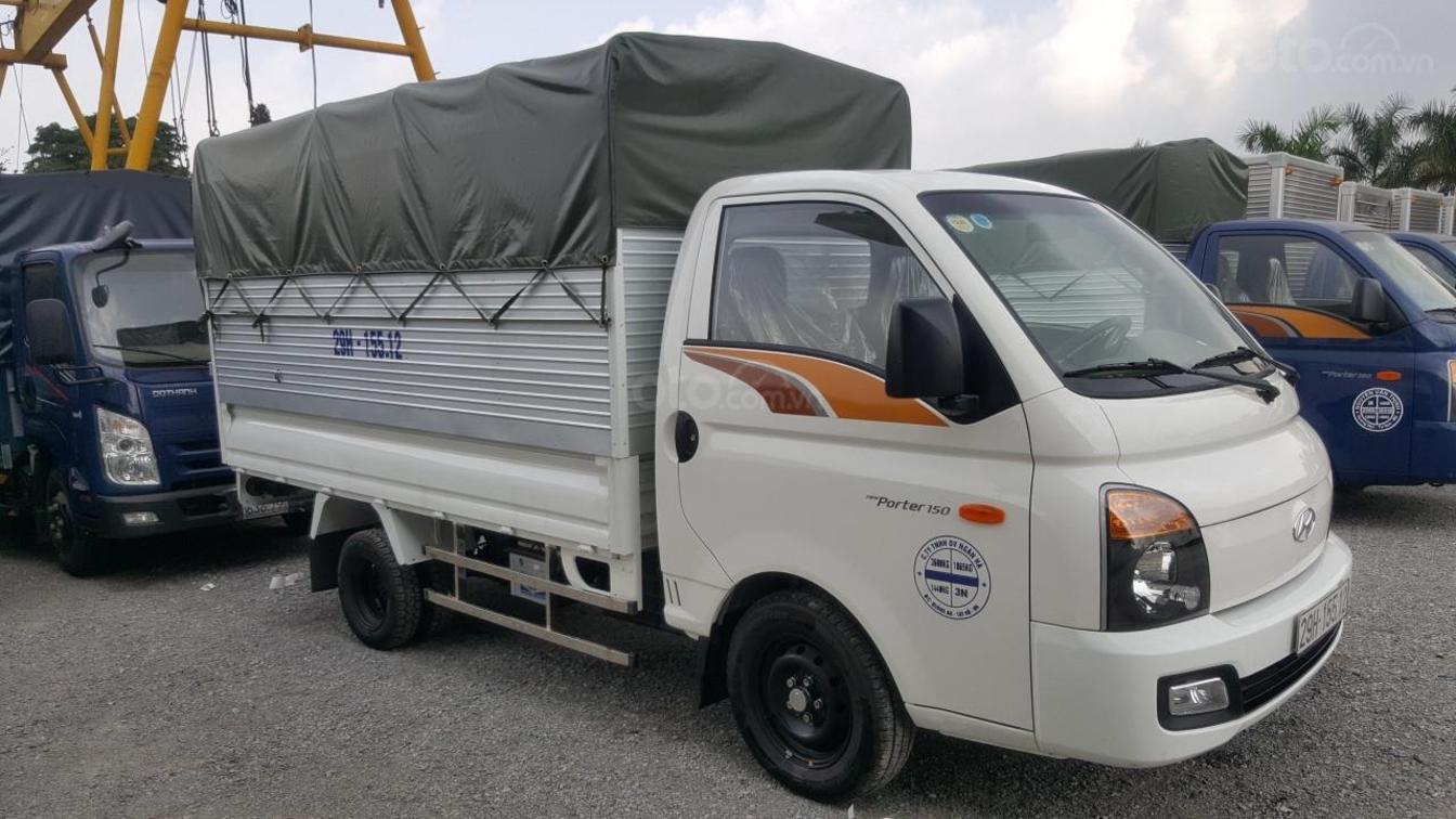 Xe tải cũ 1 tấn Porter H100