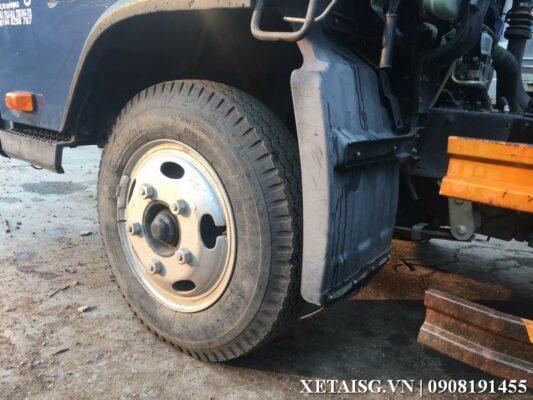 xe ben 2 tấn cũ