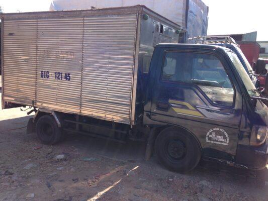 Chọn mua xe tải cũ thì hãy lái nó