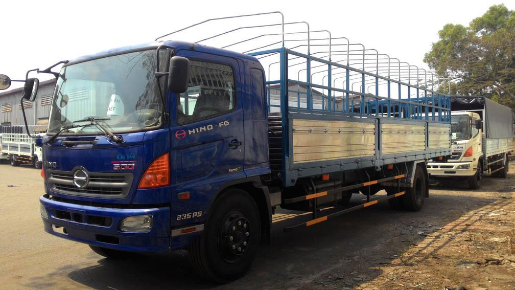 Xe tải cũ 8 tấn Hino