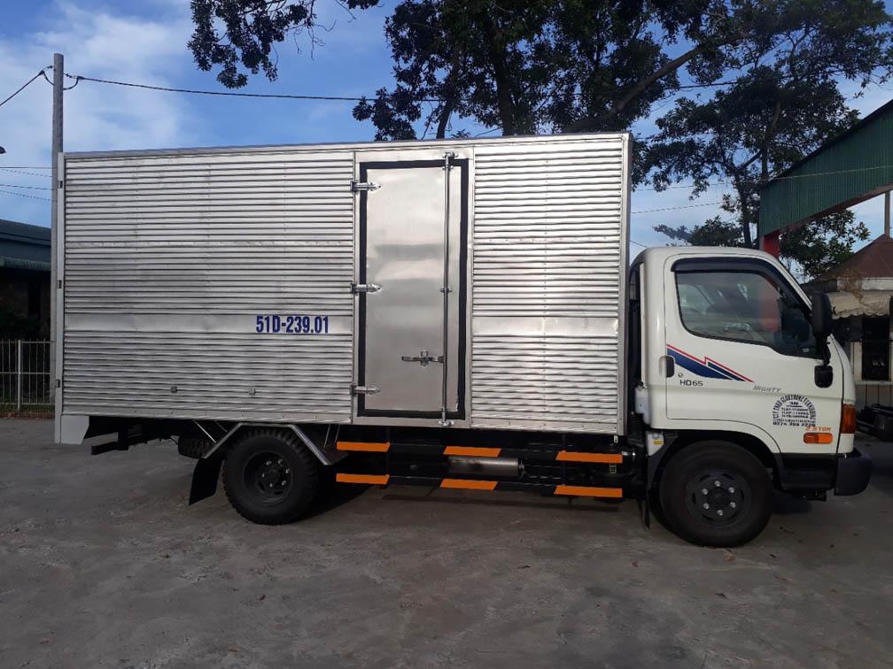 Xe tải Hyundai HD65 1.9 tấn