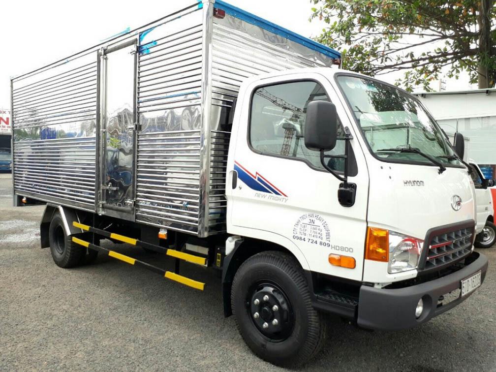 xe tải Veam Hd800 8 tấn cũ