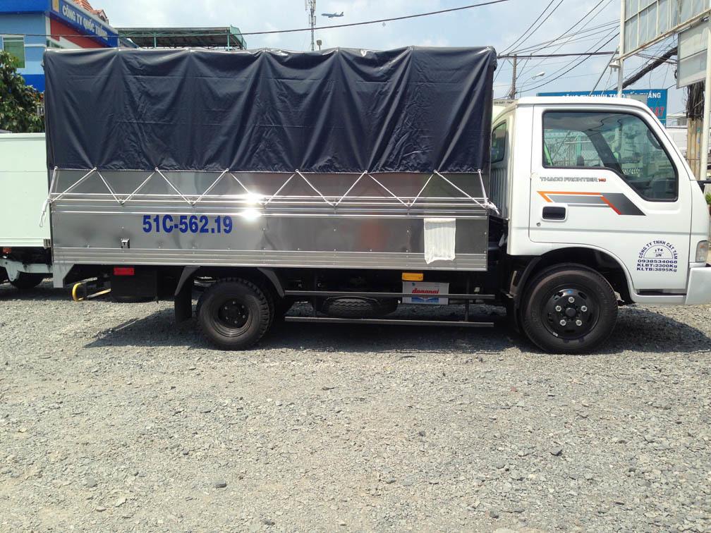 Xe tải Thaco K165 cũ