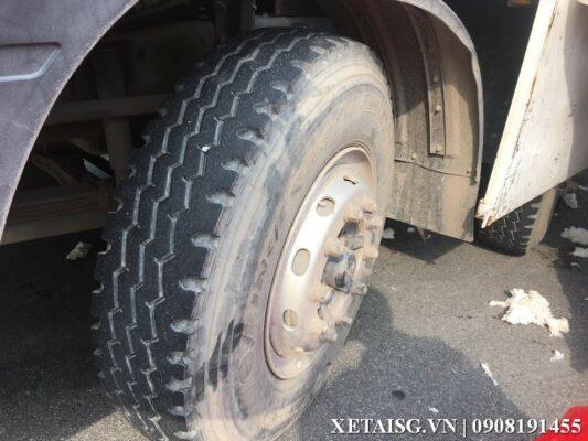 xe tải 2 dí cũ jac 10 tấn