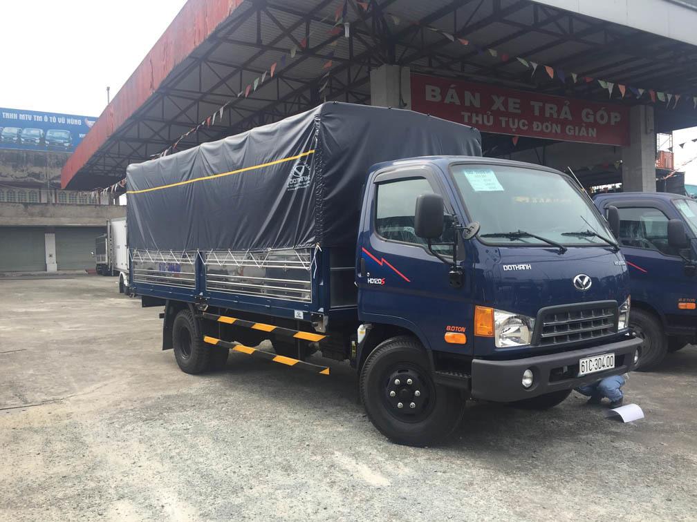 Xe tải Hyundai 8 tấn HD120S cũ
