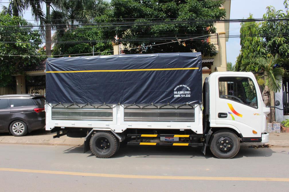 Xe tải cũ 2t4 đáng mua Veam Vt252