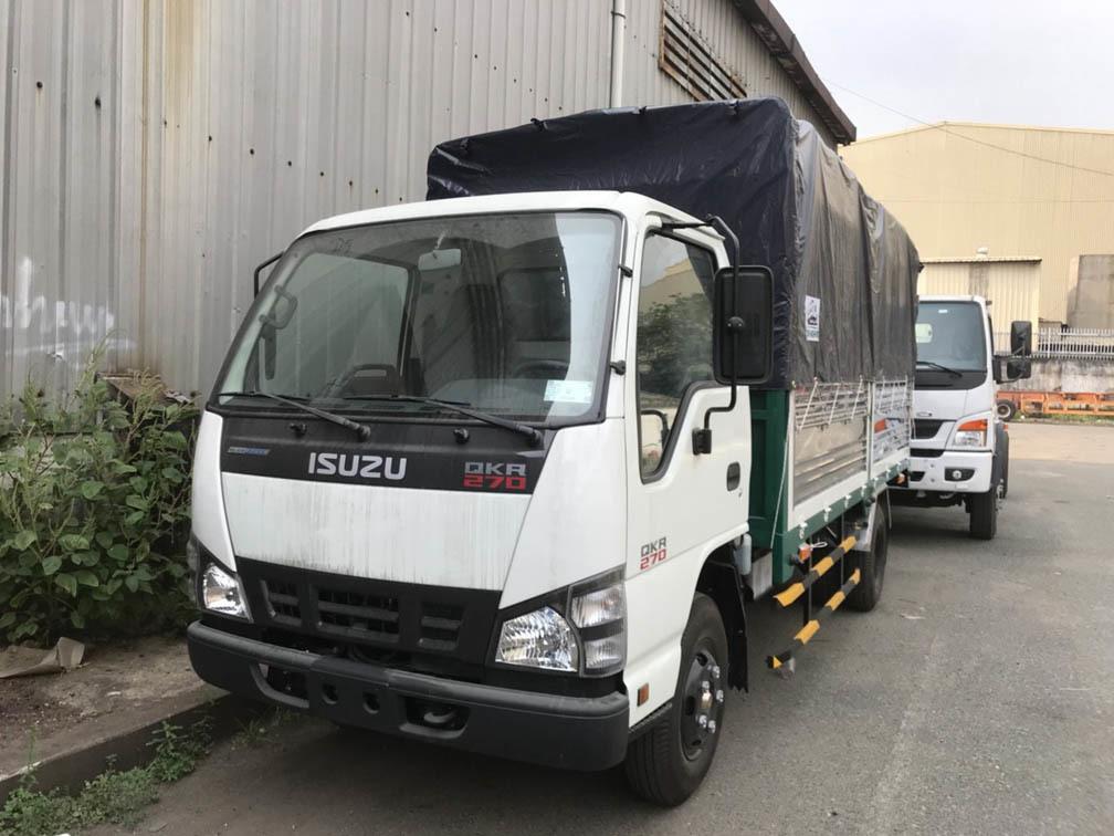 Xe tải cũ 2T4 ISUZU