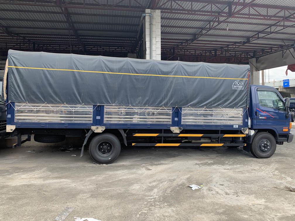 Xe tải Hyundai Đô Thành HD120SL thùng 6.3 mét cũ