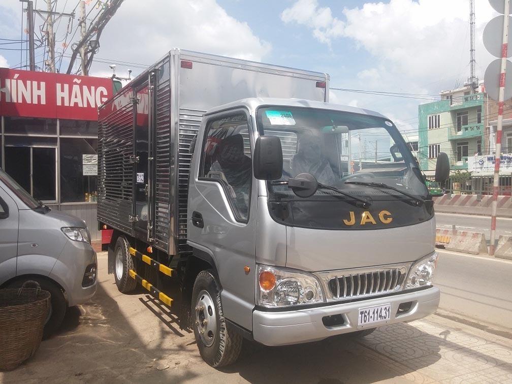 JAC 1.5 tấn cũ