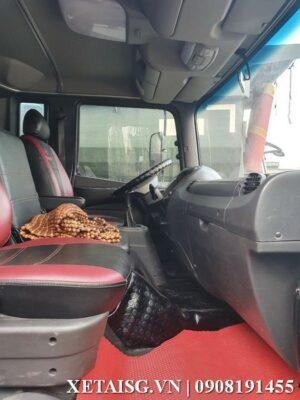 xe tải hyundai 3 chân rút cũ