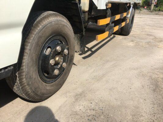 xe tải isuzu 2t2 cũ