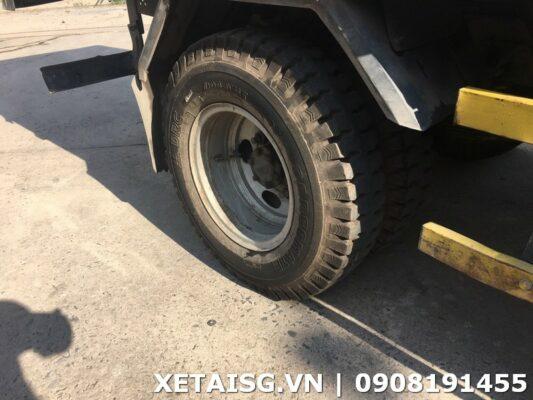 xe tải jac 1t5 cũ đời 2016