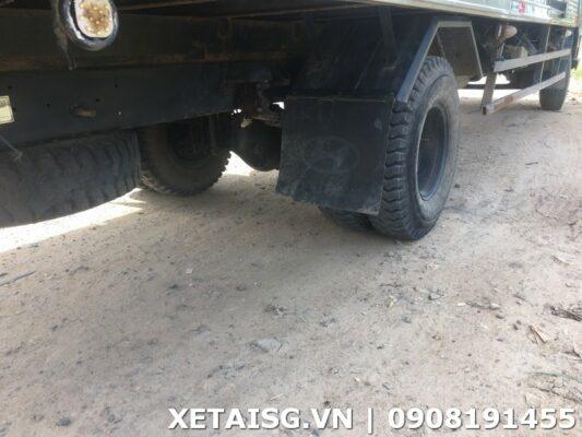 xe tải 3t5 thùng 6m cũ