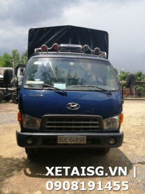 xe tải hyundai hd72 cũ
